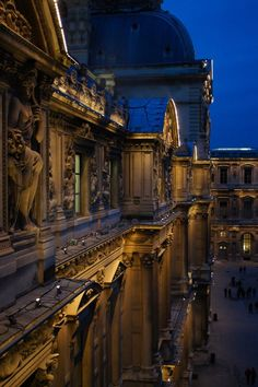 We're heading here in spring of 2014 - can't wait!  Louvre, Paris,