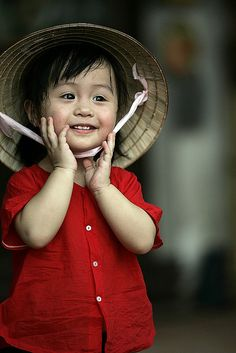 A little smile in Vietnam