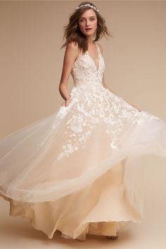 63 vestidos de noiva para casamento de dia românticos