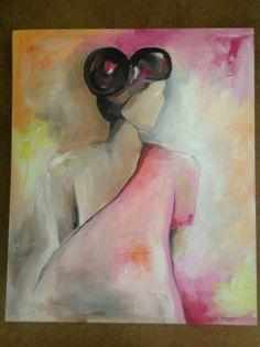 Artist: Olivia Denahy My Arts, Artist, Painting, Artists, Painting Art, Paintings, Painted Canvas, Drawings