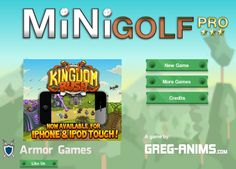 MiniGOLF - Click Photo to Play Online for Free