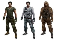 SwiatGry.pl - Sniper: Ghost Warrior 2 Steam Video Games, Warrior 2, Sci Fi Armor, Character Design, Character Ideas, Military, Soldiers, Empty, Future