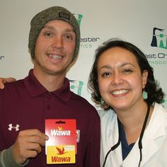 Look at the confident smile on this week's winner! You can be smiling like this too. New patients can schedule an appointment online at wcbraces.com #smilewithus