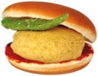 Vada pav, sometimes spelled wada pav or Vada Paav, is a popular spicy vegetarian fast food dish native to the Indian state of Maharashtra. It consists of a batata vada sandwiched between 2 slices of a pav.