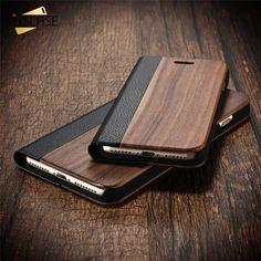 Cheap flip case, Buy Quality case plus directly from China case for Suppliers: KISSCASE Wood Flip Cases for apple iPhone 6 Plus 7 7 Plus Case Retro Natural Real Bamboo Wood Cover for Samsung Edge Android Ou Iphone, Coque Iphone 6, Iphone 7, Pochette Portable, Cute Iphone 6 Cases, Iphone Price, Accessoires Iphone, Leather Accessories, Camera Accessories