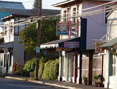 Paia Town (#Maui).