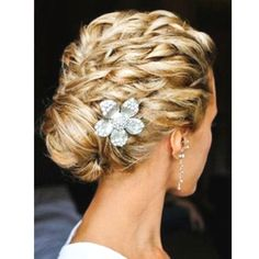 I want this hairstyle for banquet 2013 ;)