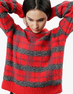 Ravelry: TEEN SPIRIT SWEATER pattern by Wool and the Gang