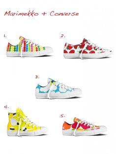 57ae6fd658ef marimekko + converse Marimekko, Shopping Spree, All Star, Sneaker,  Converse, Kicks