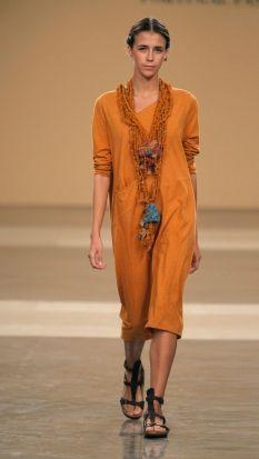 TM Designs natural fiber dress & accessories - Portugal