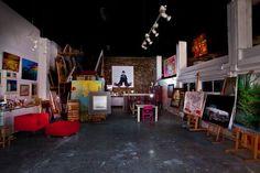 Panorama 187 taller de arte Loft, Bed, Furniture, Home Decor, Atelier, Art, Lofts, Stream Bed, Interior Design