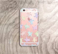 iPhone 6S Case Clear Turtle iPhone 6S Plus Case by casesbycsera