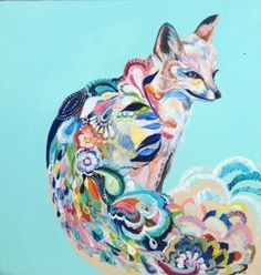 Fancy Fox by Starla Michelle Halfmann