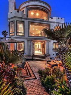Beachfront Sand Castle – $10,800,000