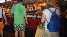 Mercado Nocturno Donghuamen