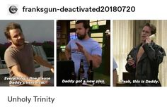 Funny Sitcoms, Charlie Kelly, Sunny In Philadelphia, It's Always Sunny, Sunnies, Fun Stuff, Movie Tv, Daddy, Poses