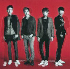 "CNBLUE 7th Japanese Single ""Truth"" Jacket"