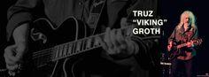 """The Viking is coming! Sabato 18 ottobre 2014 dalle 21,30 allo Sloan Square: Truz """"Viking"""" Groth, leader dei mitici Kim & the Cadillacs. #Eventi #Milano #MilanoNight #LiveMusic"""
