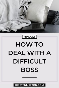 There's no such thing as a difficult or toxic person. This concept will completely change the way you deal with a difficult boss. Personal Development Courses, Negative Person, Quitting Job, Bad Boss, Quarter Life Crisis, Job Info, Inside Job, Boss Quotes, Do What You Want