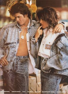 Seventeen Magazine, September 'Jordache Basics, because life … is not. 80s And 90s Fashion, Retro Fashion, Vintage Fashion, 1987 Fashion, Rock Fashion, Fashion Women, Sup Girl, Nostalgia, Jordache Jeans