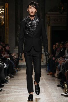Image - Les Hommes @ Milan Menswear A/W 2014 - SHOWstudio - The Home of fashion film and Live Fashion Broadcasting