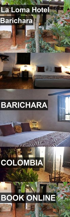 La Loma Hotel Barichara in Barichara, Colombia. For more information, photos, reviews and best prices please follow the link. #Colombia #Barichara #travel #vacation #hotel