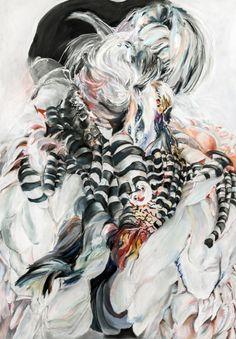 NEW WORK 2014 Soft Pastels : HELLE MARDAHL