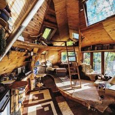 Other Ideas: Amazing Tiny Tree House Children Architecture Modern Luxury Tree House . Other Ideas: Amazing Tiny Tree House Children Architecture Modern Luxury Tree House . Luxury Tree Houses, Cool Tree Houses, Tiny Houses, Wooden Houses, Dream Houses, Tree House Designs, Tiny House Design, Cozy Cabin, Cabin Homes