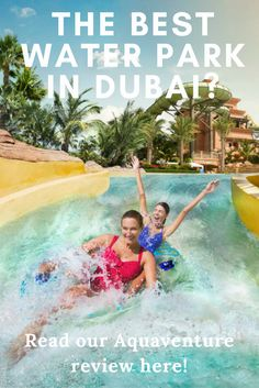 One of our favourite days in Dubai was spent at the Aquaventure water park at the Atlantis. We visited with children and thought it was fantastic - particularly the shark attack ride! Read our review here. United Arab Emirates
