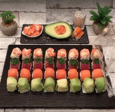 Use An Ice Tray To Make Your Own Delicious Sushi At Home