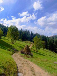 ysvoice:    | ♕ |  Mountain road - Bogë, Kosovo   | by © kosova cajun