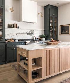93 kitchen interior design trends for your home 1 Interior Design Trends, Interior Modern, Interior Design Kitchen, Interior Colors, Interior Plants, Interior Ideas, Interior Shop, Simple Interior, Contemporary Kitchen Design