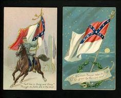 Memorial Day Postcard Set of 12 Civil War Confederate South Raphael Tuck RARE   eBay