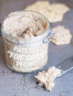 Foie Gras Vegan, Vegan Snacks, Vegan Recipes, Fish And Meat, Charcuterie, Appetizers, Gluten Free, Lunch, Tea