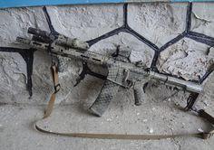 M4, Battle Link stoc