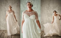 "Bombshell Bridal Boutique St. Clair Shores, MI Owners Amanda and Amy, are both curvy girls who get it. They're Michigan's ONLY bridal gown boutique specializing in curvy and plus size brides! ""We are dedicated to providing an amaz..."