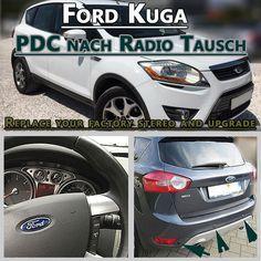 PDC bei Ford Kuga na
