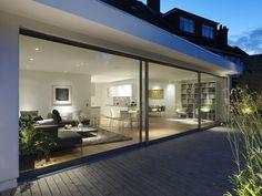 Extension de maison design