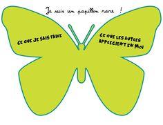papillon-rare - développer l'estime de soi