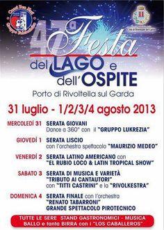 Desenzano del Garda | Festa del Lago e dell'ospite #NewsGC
