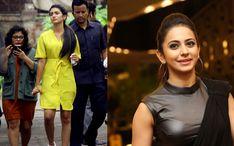 பாலிவுட்டில் லவ் ஹேக்கர்ஸ் எனும் காதல் படத்தில் பிரியா பிரகாஷ் வாரியர் நடிக்கிறாராம். தற்போது தெலுங்கிலும் நிதின் நடிக்கும் ஒரு படத்தில் இவர் ஒப்பந்தமாகி உள்ளாராம். இப்படத்தில் முதல் நாயகியாக ரகுல் ப்ரீத் சிங் நடிப்பது குறிப்பிடத்தக்கது #flicomovies #flico #Mollywood #Malayalam #PriyaPrakashVarrior #Actress Top Movies, Upcoming Movies, Streaming Movies, Celebrity Pictures, Actresses, News, Celebrities, Music, Female Actresses