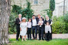 Natacha and Jonathan Jerusalem Wedding - Herschel Gutman Photography