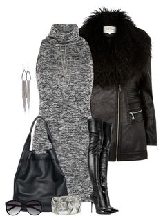 """""""SASSY"""" by arjanadesign ❤ liked on Polyvore featuring River Island, Voulez Vous, Alexander McQueen, christopher. kon, Sara Bella, Wet Seal, Charlotte Russe and Vince Camuto"""
