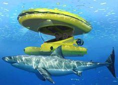 Personal Pod Submarines...