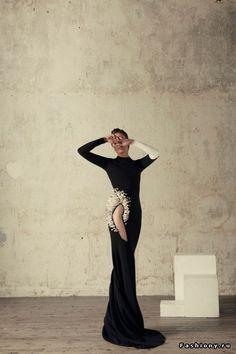 Stephane Rolland Haute Couture Осень-Зима 2016-2017
