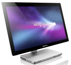 Lenovo IdeaCentre A520 all-in-one PC with multitouch screen: $999