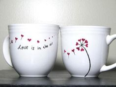 How to Decorate Dinnerware With Sharpie! | Just Imagine - Daily Dose of Creativity