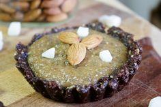 This Rawsome Vegan Life: chia-mel tarts