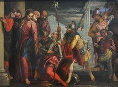 Christ and the Centurian: 1575-1580 by Veronese (Toledo Museum of Art, Toledo, Ohio)
