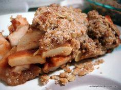 Finding Joy in My Kitchen: Apple Honey Pie